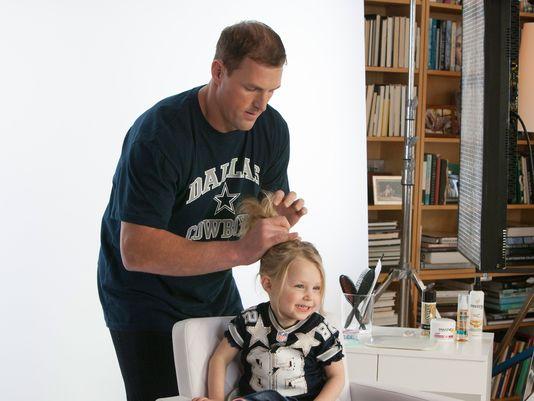 Pantene Super Bowl commerical features NFL starts Jason ...