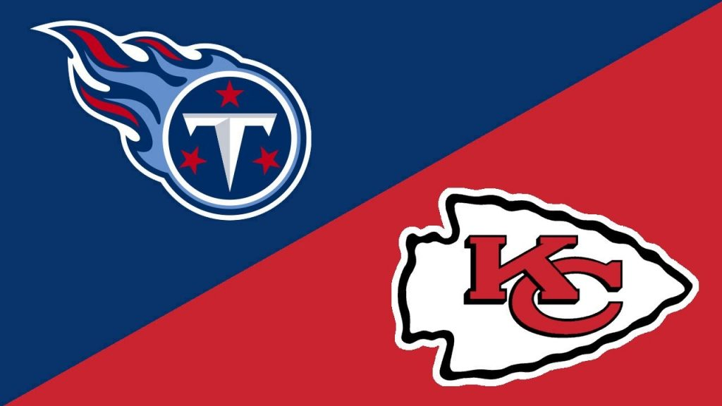 Chiefs' win probability was almost 98 percent at one point against Titans