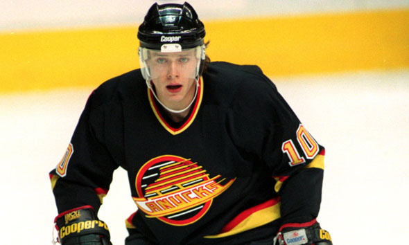 PAVEL BURE CANUCKS