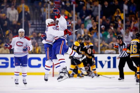 Montreal Canadiens beat Boston Bruins in OT with P K  Subban goal