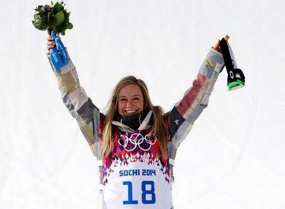 Gold Medalist Jamie Anderson shares sweet letter from fan ...