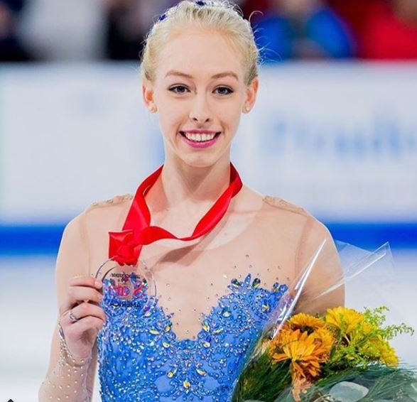 Team USA captures bronze in figure skating team event