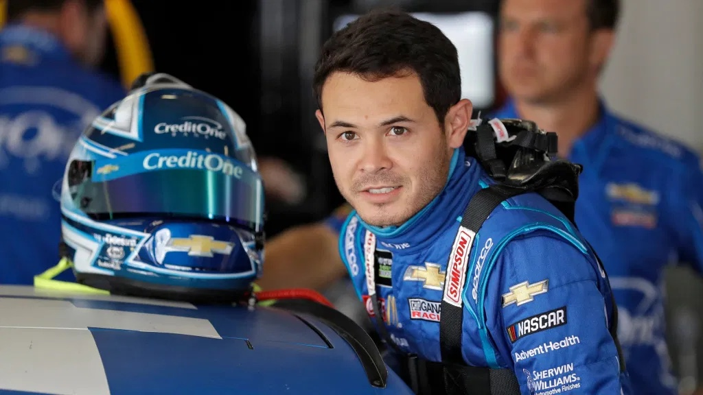 NASCAR clears Kyle Larson to return to sport in 2021