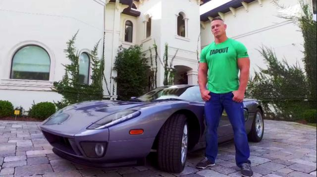 John Cena Posts Instagram Photo In Relation To Being Sued By Ford